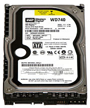 Western Digital WD740