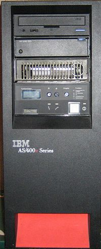 AS/400 Modell 150 (1997)