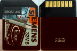 32 MB Multimedia Card
