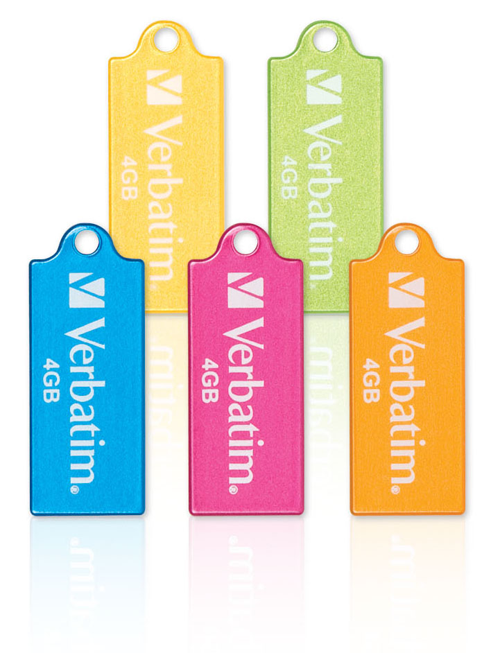 Verbatim Micro USB Drives